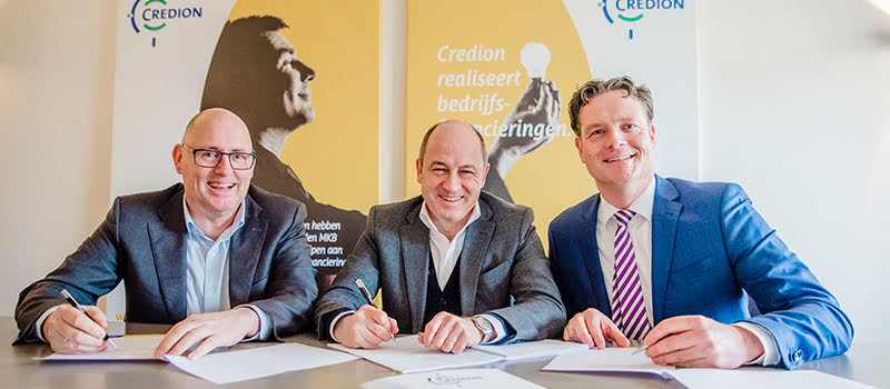 Valor corporate finance BV opent Credion vestiging in Leeuwarden